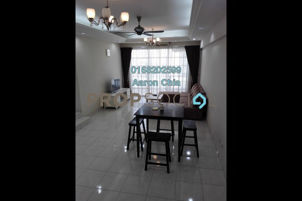 Condominium For Rent in Sterling, Kelana Jaya Freehold fully_furnished 3R/2B 2.65k