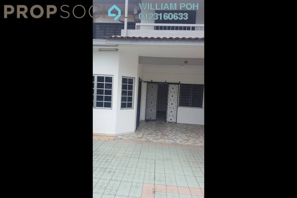 Terrace For Rent in Jalan Bangsar, Kuala Lumpur Freehold Semi Furnished 4R/3B 3k