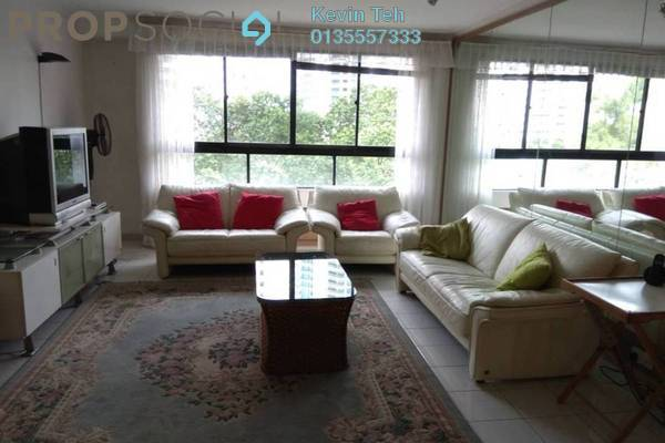 Condominium For Sale in Mont Kiara Pines, Mont Kiara Freehold Fully Furnished 2R/2B 800k