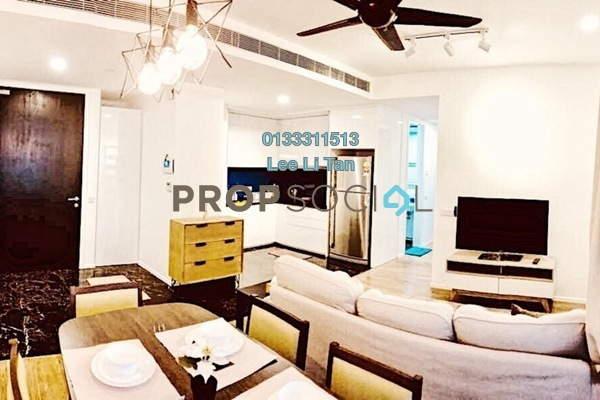 Condominium For Sale in Arcoris, Mont Kiara Freehold Fully Furnished 2R/2B 1.15m