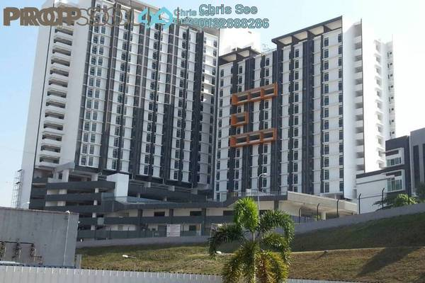 Condominium For Rent in V12 Sovo, Shah Alam Freehold Fully Furnished 2R/2B 1.5k
