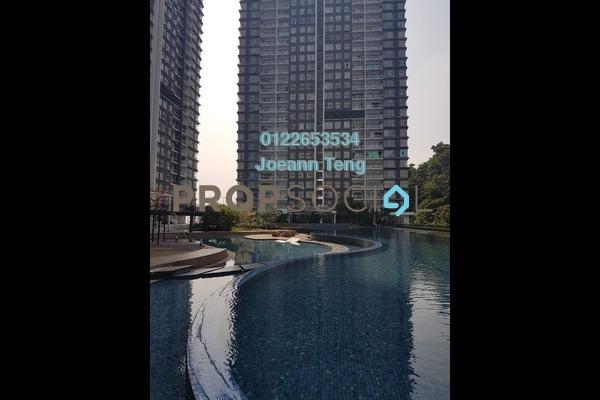 Condominium For Rent in Damansara Foresta, Bandar Sri Damansara Freehold Semi Furnished 4R/3B 2k
