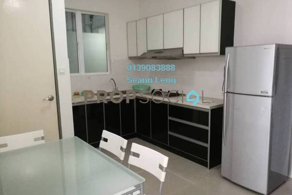 Condominium For Rent in Ritze Perdana 2, Damansara Perdana Freehold Fully Furnished 1R/1B 1.55k