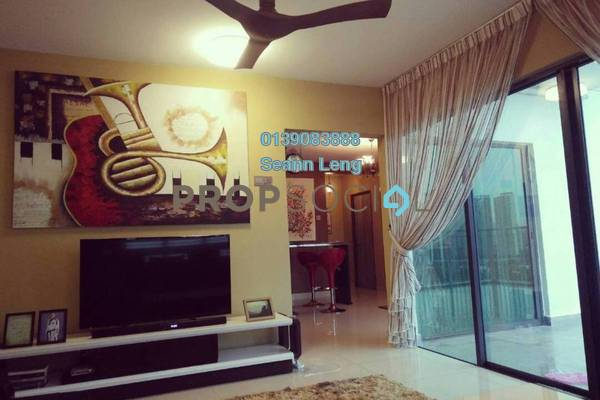 For Rent Condominium at Maisson, Ara Damansara Freehold Fully Furnished 3R/2B 3.25k