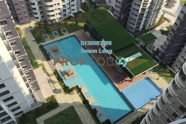 For Rent Condominium at Maisson, Ara Damansara Freehold Fully Furnished 2R/2B 2.25k