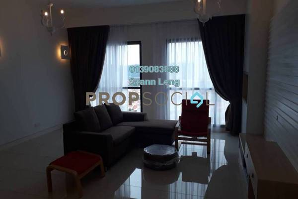For Rent Condominium at BayBerry Serviced Residence @ Tropicana Gardens, Kota Damansara Freehold Fully Furnished 2R/2B 3.55k