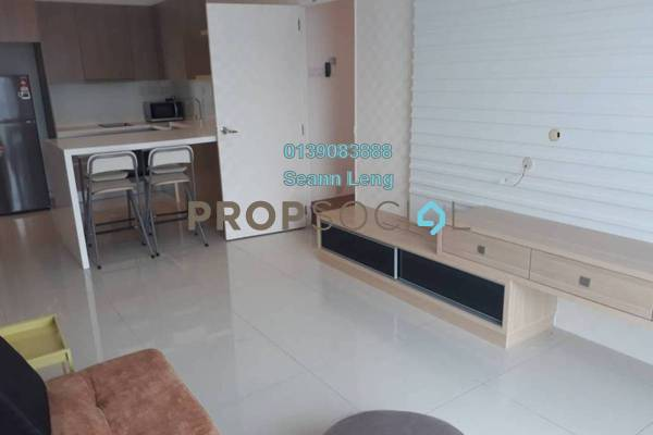 For Rent Condominium at BayBerry Serviced Residence @ Tropicana Gardens, Kota Damansara Freehold Fully Furnished 1R/1B 2.55k