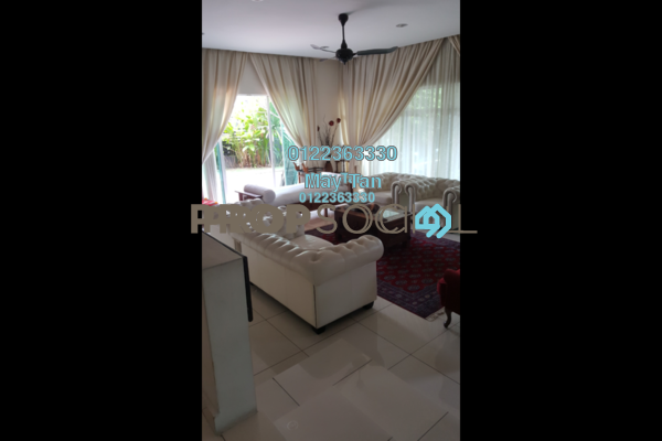 Bungalow For Sale in USJ Heights, UEP Subang Jaya Freehold Semi Furnished 6R/6B 3m