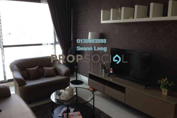 For Rent Condominium at Arnica Serviced Residence @ Tropicana Gardens, Kota Damansara Freehold Fully Furnished 1R/1B 2.45k
