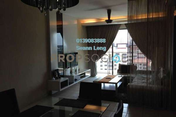 Condominium For Rent in Opal Damansara, Sunway Damansara Freehold Fully Furnished 3R/3B 2.8k