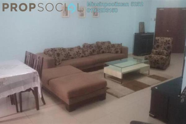 Condominium For Rent in Villa Wangsamas, Wangsa Maju Freehold Fully Furnished 3R/3B 2.3k