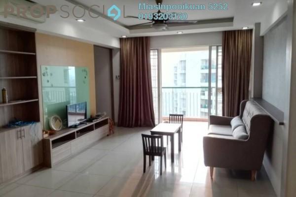 Condominium For Rent in Villa Wangsamas, Wangsa Maju Freehold Fully Furnished 3R/2B 2.2k
