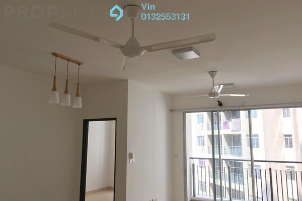 Condominium For Rent in Residensi Pandanmas, Pandan Indah Freehold Semi Furnished 3R/2B 1.2k