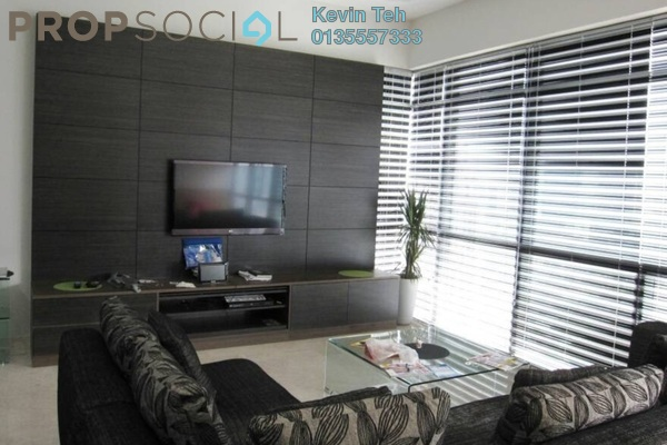 Condominium For Sale in Pavilion Residences, Bukit Bintang Freehold Fully Furnished 2R/2B 3m