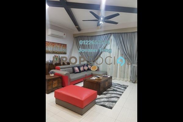 Condominium For Rent in Damansara Foresta, Bandar Sri Damansara Freehold Fully Furnished 4R/3B 2.8k