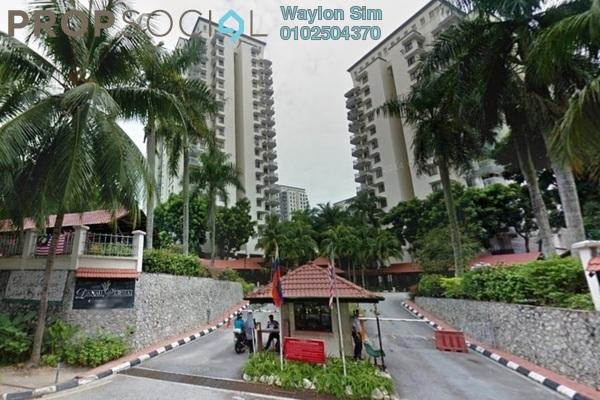 Condominium For Rent in Danau Permai, Taman Desa Freehold Semi Furnished 3R/2B 2k