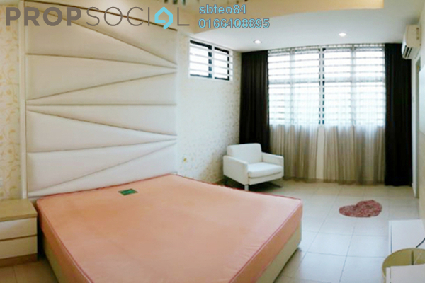 Semi-Detached For Rent in Taman Saujana Indah, Bukit Katil Freehold Fully Furnished 1R/1B 750translationmissing:en.pricing.unit