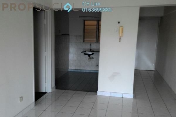 Apartment For Sale in Arena Green, Bukit Jalil Freehold Unfurnished 2R/2B 480k