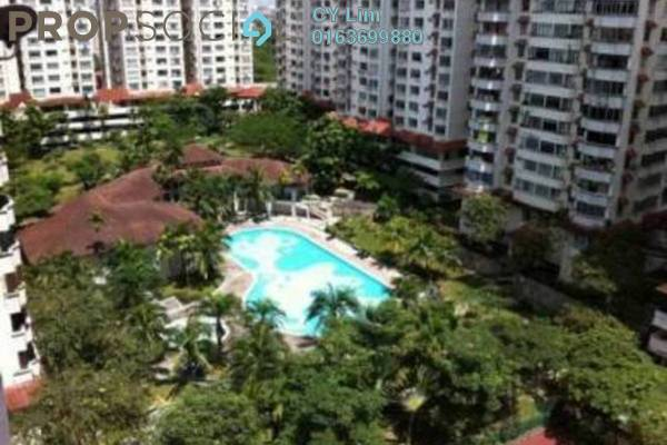 Condominium For Sale in Bukit OUG Condominium, Bukit Jalil Freehold Semi Furnished 1R/1B 300k