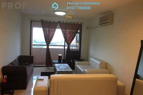 Condominium For Rent in Putra Villa, Gombak Freehold Fully Furnished 3R/2B 1.9k