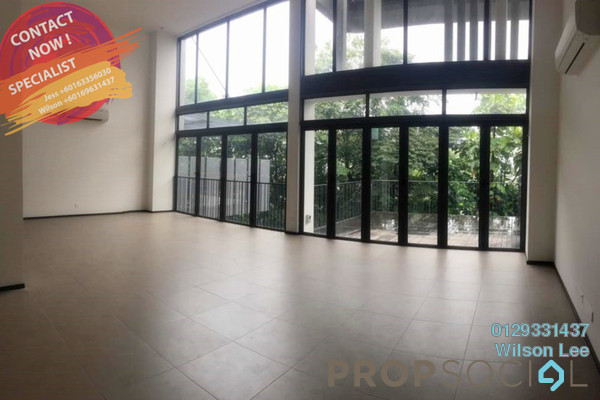 Superlink For Sale in The Mansions, Desa ParkCity Freehold Unfurnished 6R/7B 5.4m