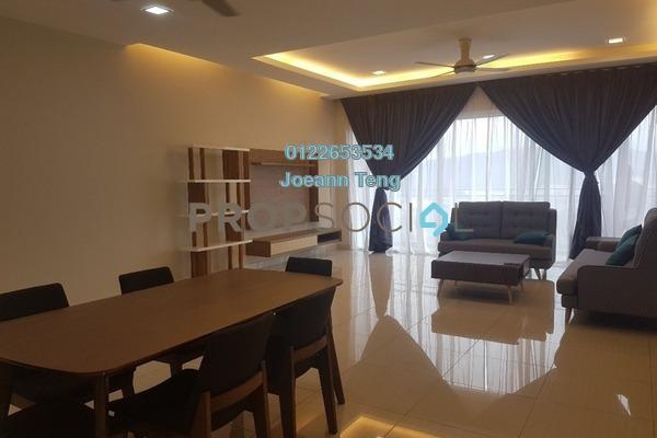 Condominium For Rent in Damansara Foresta, Bandar Sri Damansara Freehold Fully Furnished 4R/3B 2.9k
