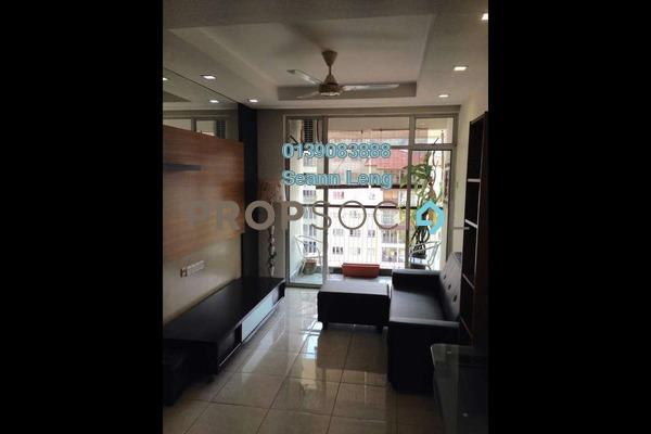 Condominium For Rent in Perdana View, Damansara Perdana Freehold Fully Furnished 3R/2B 1.85k