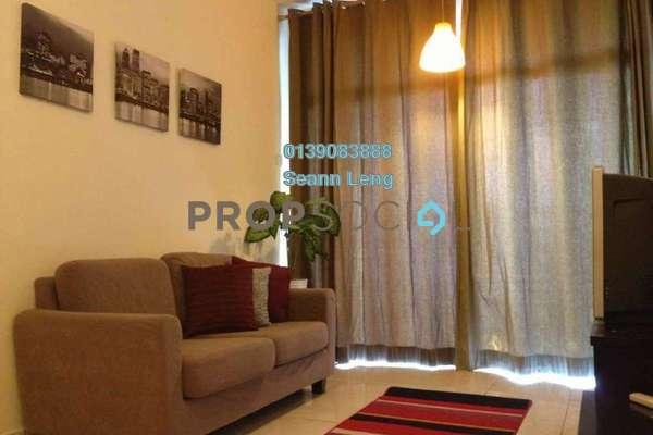 Condominium For Rent in Perdana View, Damansara Perdana Freehold Fully Furnished 3R/2B 1.9k