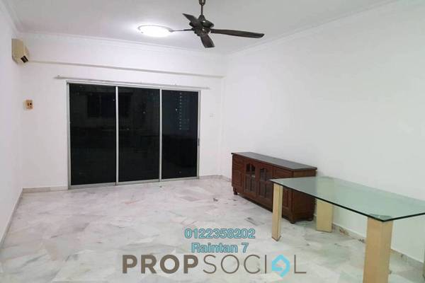 Condominium For Rent in Petaling Indah, Sungai Besi Freehold Semi Furnished 2R/2B 1.1k