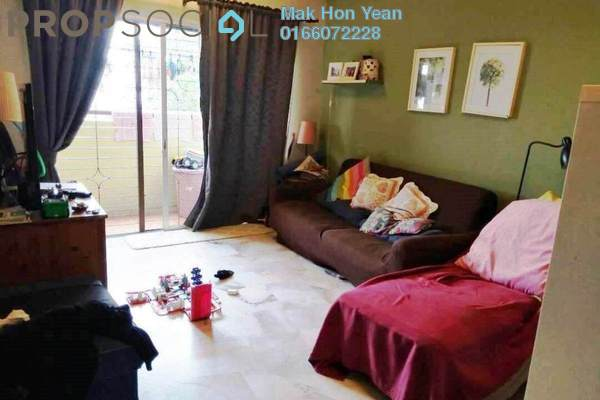 Apartment For Sale in Saraka Apartment, Pusat Bandar Puchong Freehold semi_furnished 3R/2B 378k