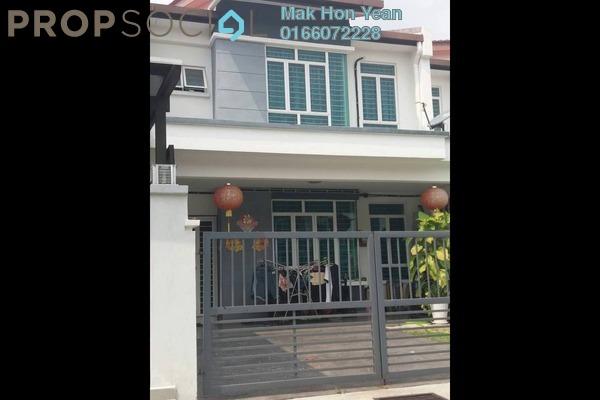 Terrace For Sale in PU1, Bandar Puchong Utama Freehold Semi Furnished 4R/3B 980k