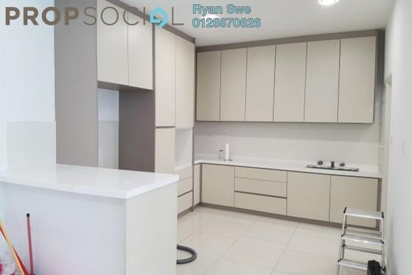 Apartment For Rent in Sri Damansara Court, Bandar Sri Damansara Freehold Semi Furnished 3R/2B 1.3k