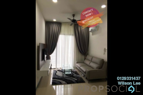 Condominium For Rent in South View, Bangsar South Freehold fully_furnished 2R/2B 2.8k