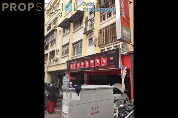 Apartment For Sale in Taman Cempaka, Pandan Indah Freehold Unfurnished 3R/2B 230k