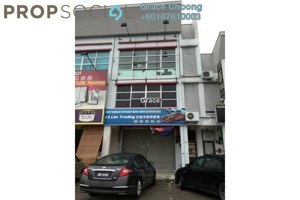 Shop For Sale in Taman Tropika, Kulai Freehold Unfurnished 1R/1B 950k