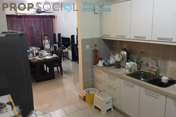 Condominium For Rent in Rivercity, Sentul Freehold Fully Furnished 3R/2B 2.3k