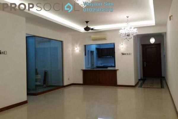 Condominium For Sale in La Grande Kiara, Mont Kiara Freehold Semi Furnished 4R/4B 1.2m