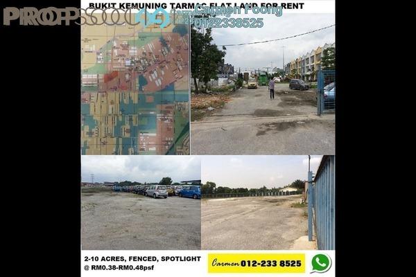 Condominium For Rent in Bukit Kemuning Industrial Park, Kota Kemuning Freehold Unfurnished 0R/0B 40k