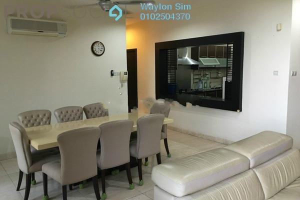 Condominium For Rent in Hartamas Regency 2, Dutamas Freehold Fully Furnished 3R/3B 3.5k
