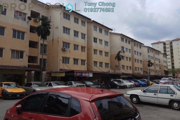 Apartment For Rent in Sunway Kinrara, Bandar Puchong Jaya Freehold Semi Furnished 2R/2B 700translationmissing:en.pricing.unit