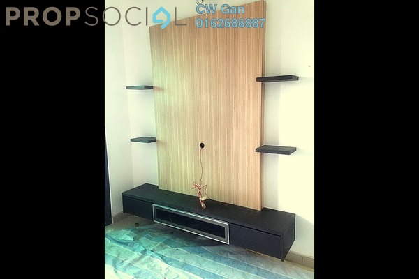 Condominium For Rent in The Vyne, Sungai Besi Freehold Semi Furnished 2R/2B 1.3k