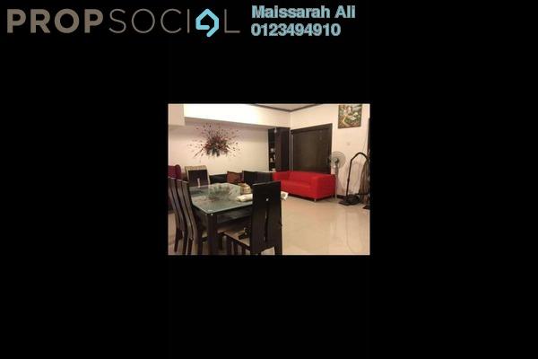 Condominium For Rent in Tiara Ampang, Ampang Freehold Semi Furnished 3R/2B 2.6k