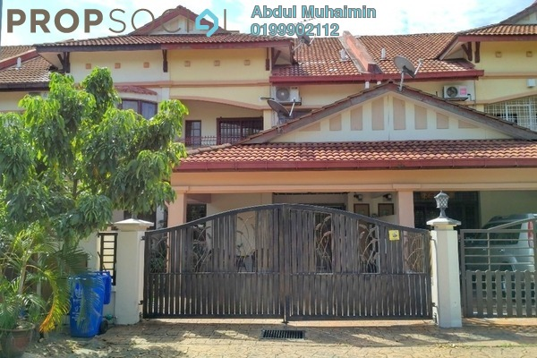 Terrace For Sale in Taman Subang Murni, Subang Freehold Semi Furnished 4R/4B 700k