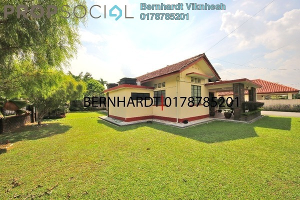 Bungalow For Sale in Section 5, Petaling Jaya Freehold Unfurnished 3R/3B 2.25m