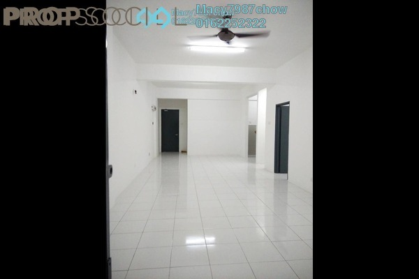 Condominium For Sale in Angkasa Condominiums, Cheras Freehold Semi Furnished 3R/2B 430k