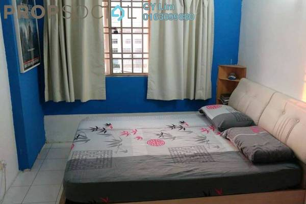 Apartment For Sale in Jalil Damai, Bukit Jalil Freehold Semi Furnished 3R/2B 390k
