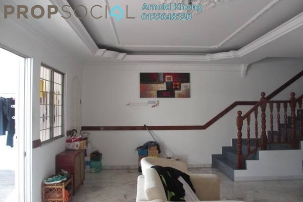 Terrace For Sale in Taman Taynton View, Cheras Freehold Unfurnished 7R/4B 895k