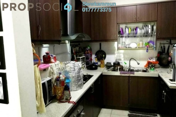 Apartment For Rent in Perdana View, Damansara Perdana Freehold Semi Furnished 3R/2B 1.4k