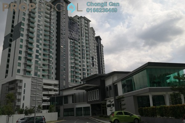 Condominium For Rent in The Vyne, Sungai Besi Freehold Semi Furnished 2R/2B 1.2k