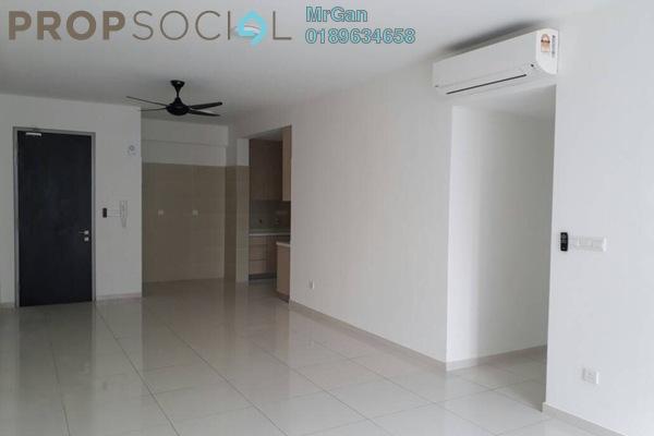 Condominium For Rent in Midfields, Sungai Besi Freehold Semi Furnished 3R/2B 1.5k